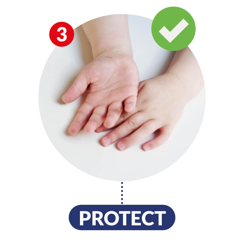 COLOP Protect KidsStamp
