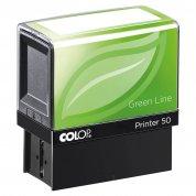 COLOP-Printer-50-Green-Line