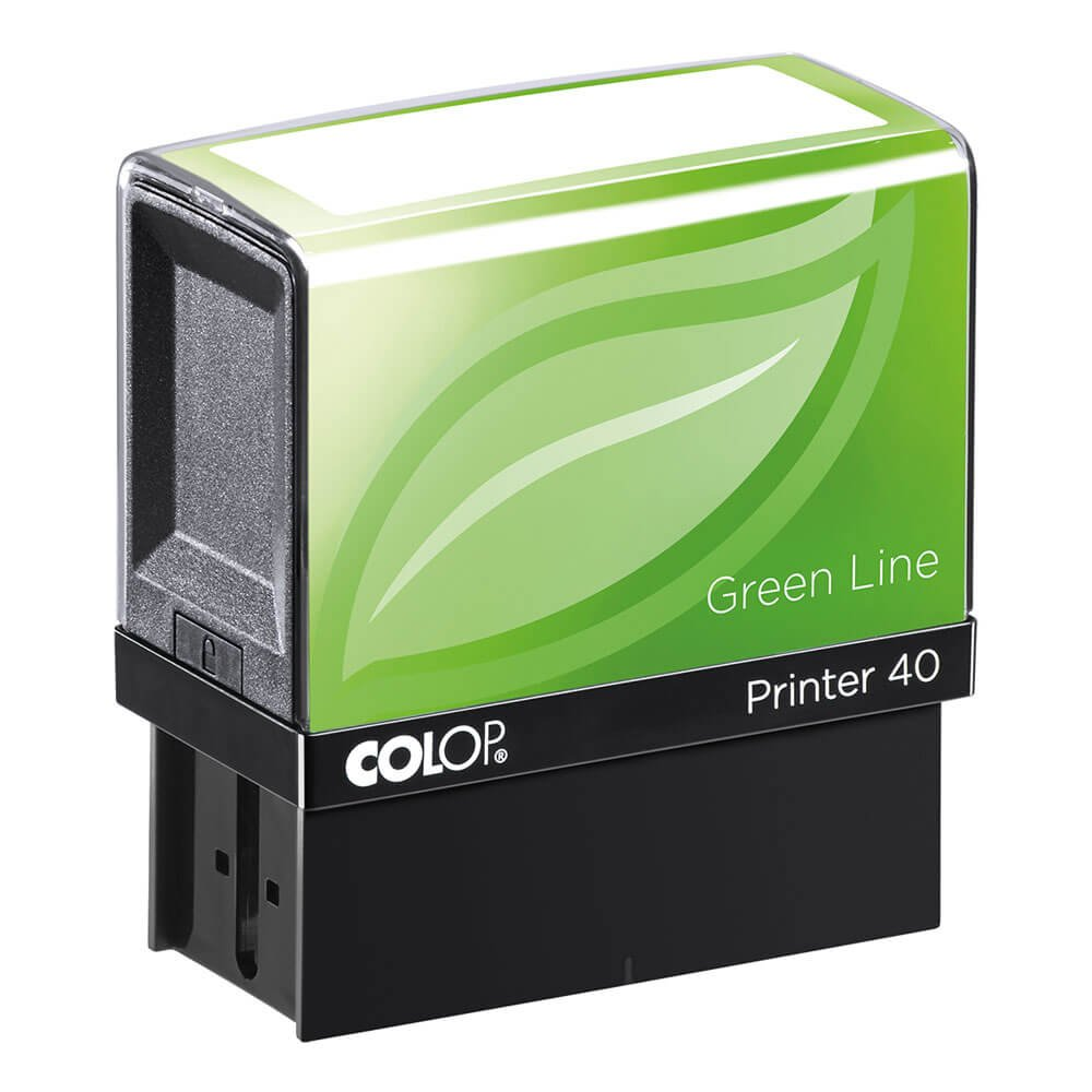COLOP-Printer-40-Green-Line