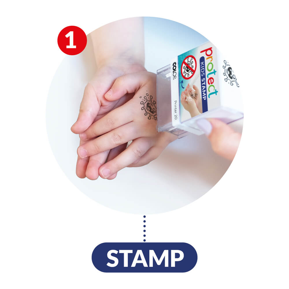 COLOP Protect KidsStamp