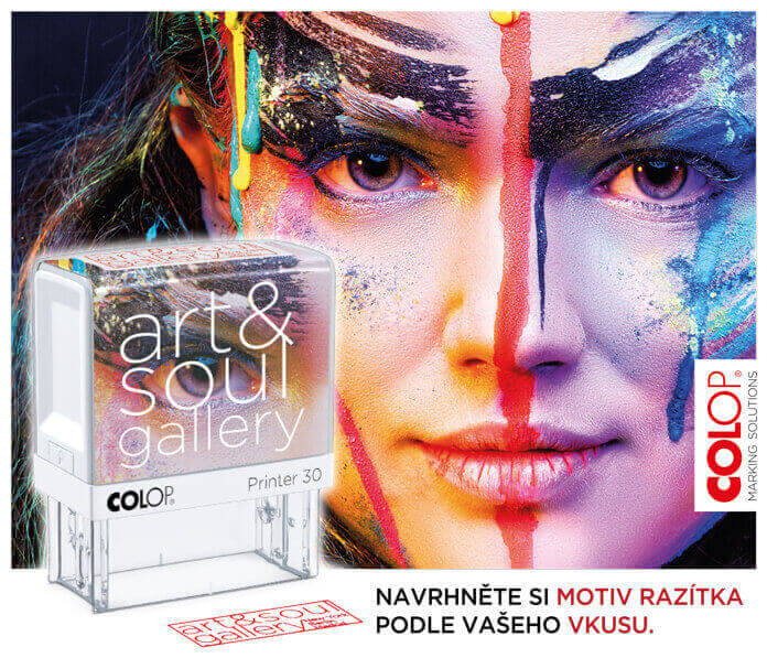 razítko COLOP Printer